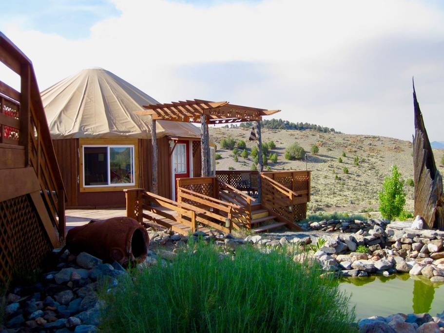 Bryce Canyon Deluxe Private Yurt