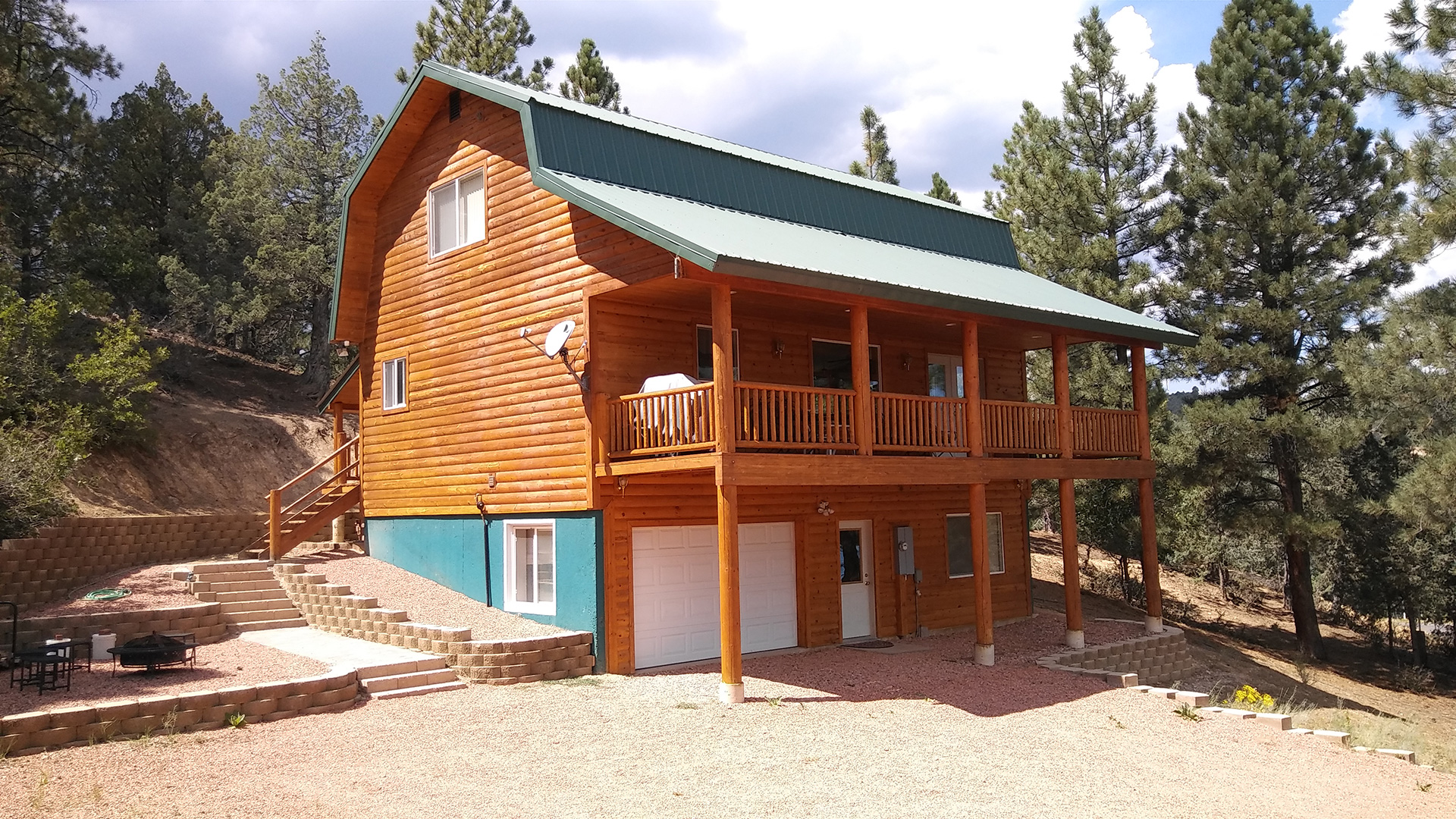 Private vacation rentals in southern utah near bryce for Vacation rentals near zion national park