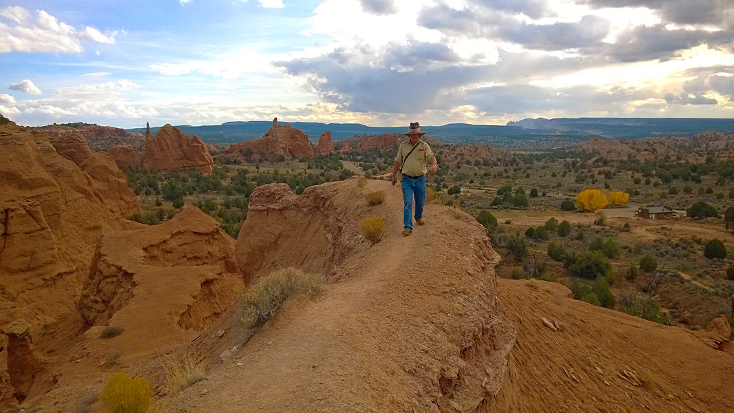 Kodachrome Basin Hiking Trail Photo