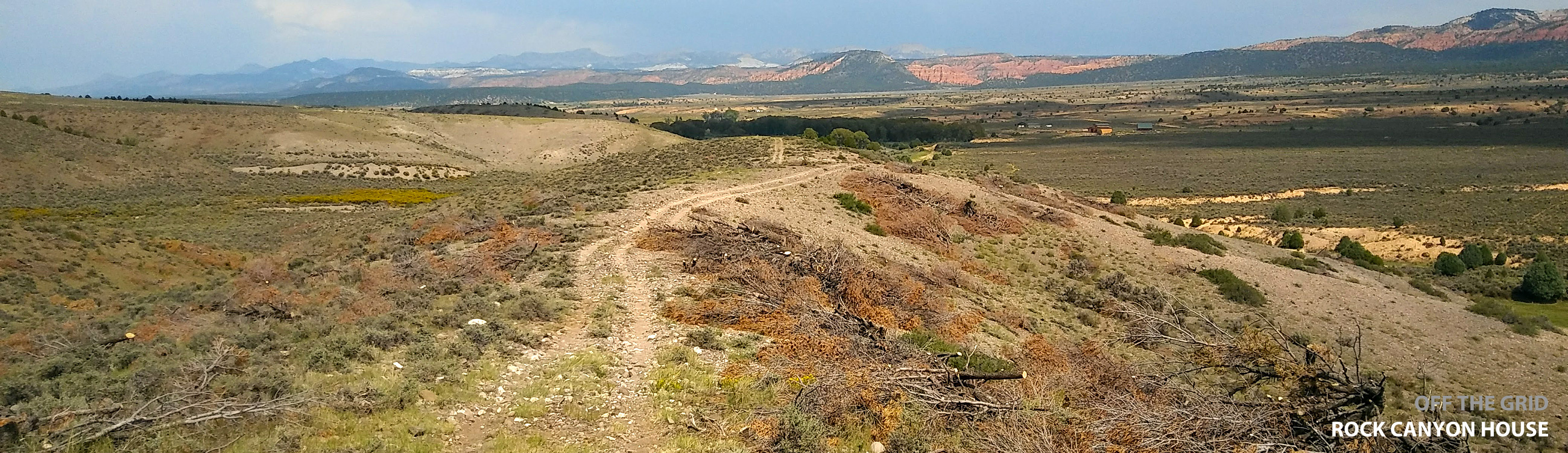 Ridgeline ATV Trail View