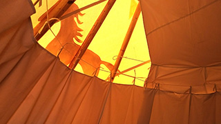 Wild Horse TIPI - Interior Liner and Ozan